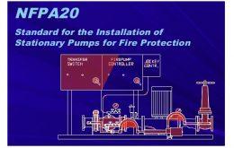 تغییرات مهم در ویرایش ۲۰۱۳ پمپ های آتشنشانی