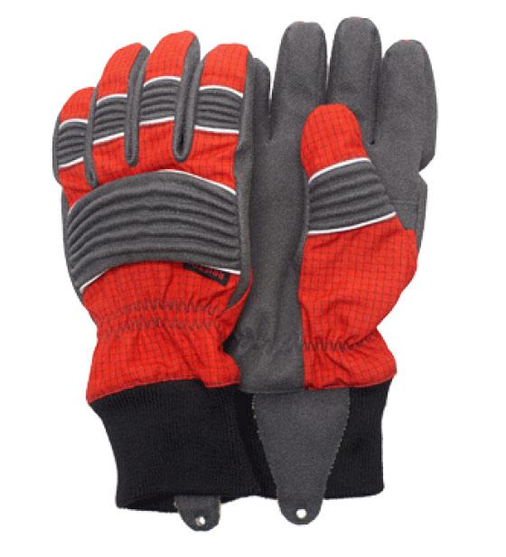 دستکش جدید Bristol برای آتش نشانان حرفهای