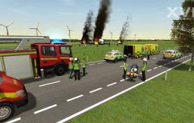 XVR نرم افزاری آموزشی برای شبیه سازی در زمینه نجات و آتش نشانی